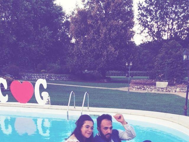 Il matrimonio di Giampiero  e Chiara a Samarate, Varese 3