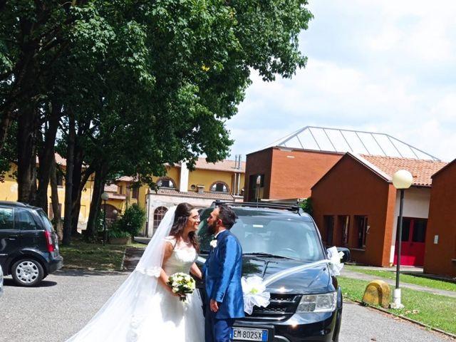 Il matrimonio di Giampiero  e Chiara a Samarate, Varese 6