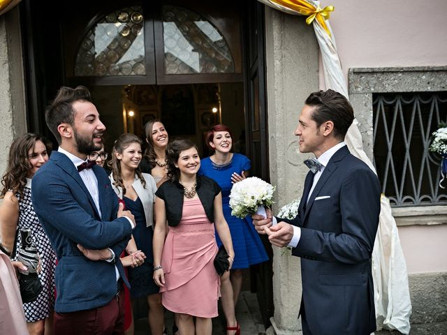 Il matrimonio di Giorgio e Elisa a Brembate, Bergamo 4