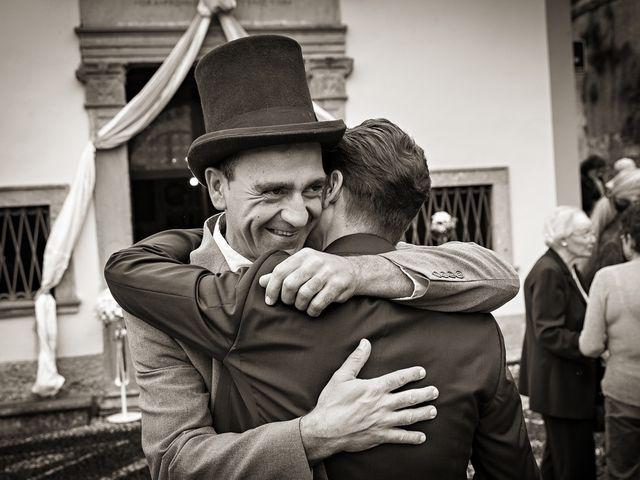 Il matrimonio di Giorgio e Elisa a Brembate, Bergamo 5