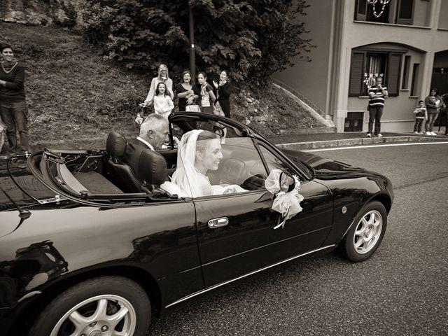 Il matrimonio di Giorgio e Elisa a Brembate, Bergamo 8