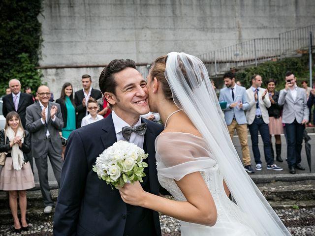 Il matrimonio di Giorgio e Elisa a Brembate, Bergamo 9