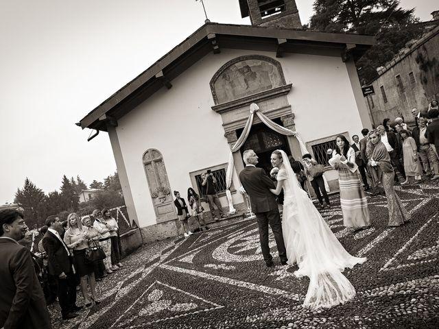 Il matrimonio di Giorgio e Elisa a Brembate, Bergamo 10