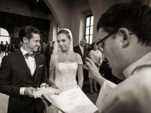 Il matrimonio di Giorgio e Elisa a Brembate, Bergamo 11