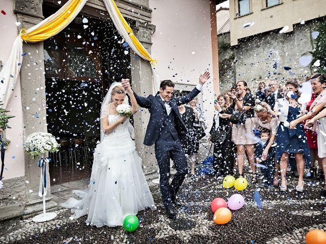 Il matrimonio di Giorgio e Elisa a Brembate, Bergamo 12