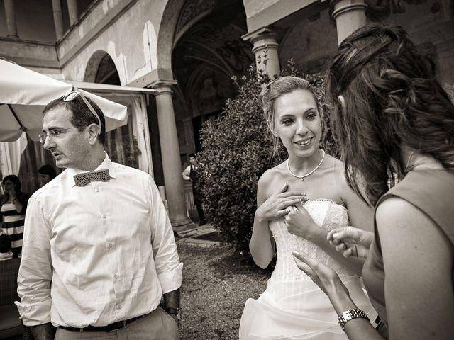 Il matrimonio di Giorgio e Elisa a Brembate, Bergamo 13
