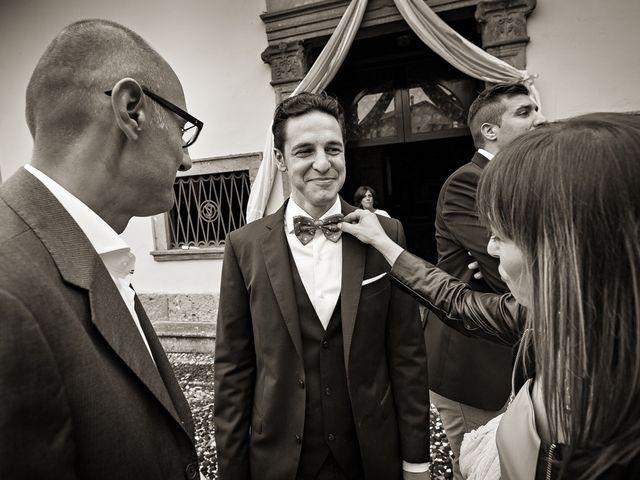 Il matrimonio di Giorgio e Elisa a Brembate, Bergamo 16