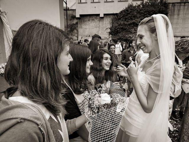Il matrimonio di Giorgio e Elisa a Brembate, Bergamo 17