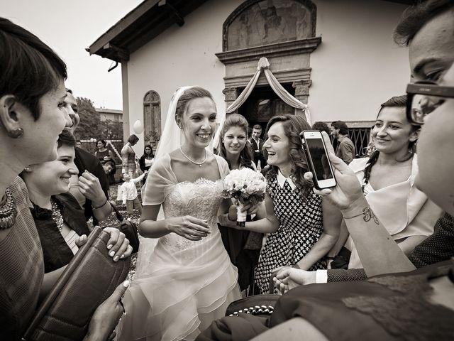 Il matrimonio di Giorgio e Elisa a Brembate, Bergamo 18