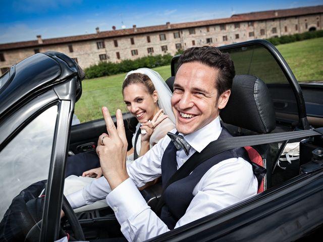 Il matrimonio di Giorgio e Elisa a Brembate, Bergamo 22