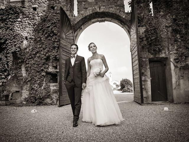 Il matrimonio di Giorgio e Elisa a Brembate, Bergamo 24