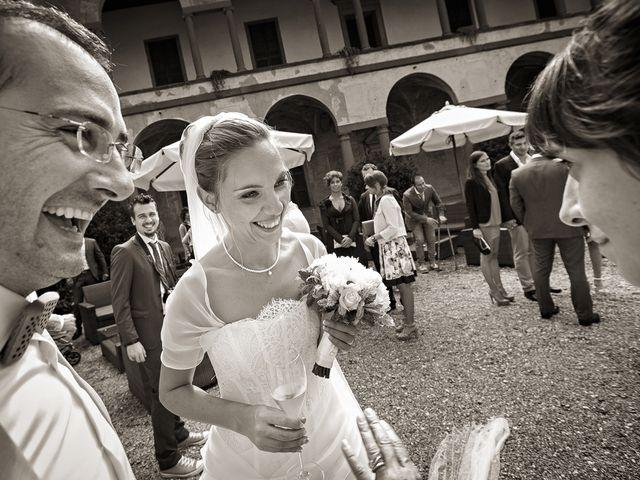 Il matrimonio di Giorgio e Elisa a Brembate, Bergamo 28