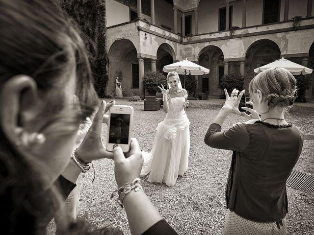 Il matrimonio di Giorgio e Elisa a Brembate, Bergamo 29
