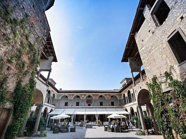 Il matrimonio di Giorgio e Elisa a Brembate, Bergamo 30