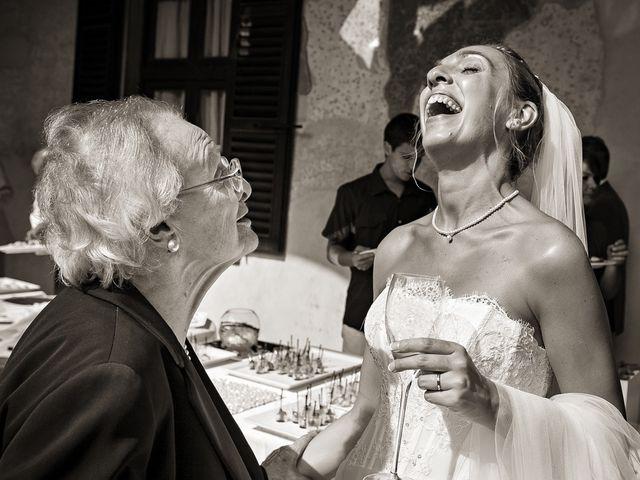 Il matrimonio di Giorgio e Elisa a Brembate, Bergamo 31