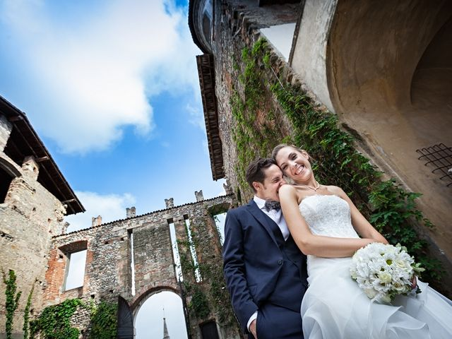 Il matrimonio di Giorgio e Elisa a Brembate, Bergamo 1