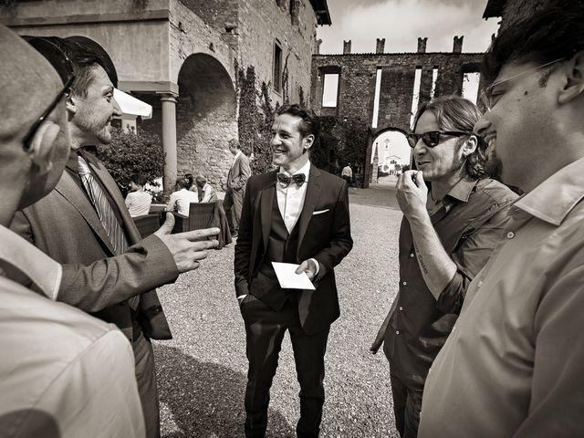 Il matrimonio di Giorgio e Elisa a Brembate, Bergamo 33