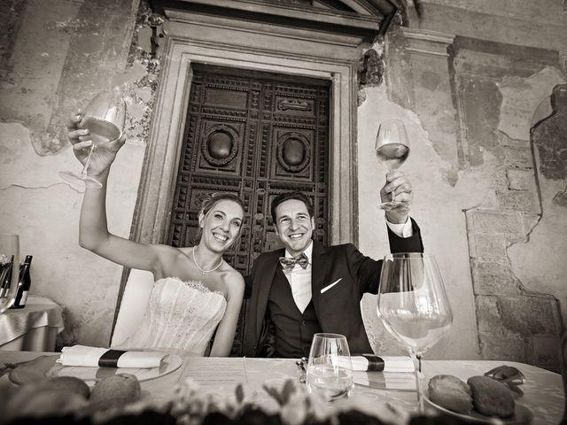 Il matrimonio di Giorgio e Elisa a Brembate, Bergamo 34