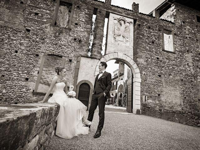 Il matrimonio di Giorgio e Elisa a Brembate, Bergamo 36