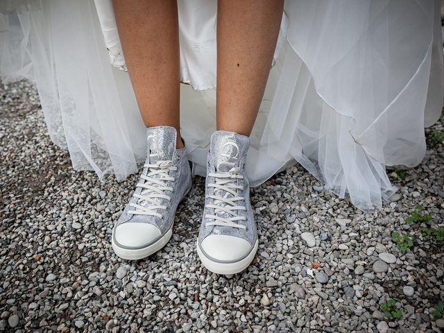 Il matrimonio di Giorgio e Elisa a Brembate, Bergamo 2