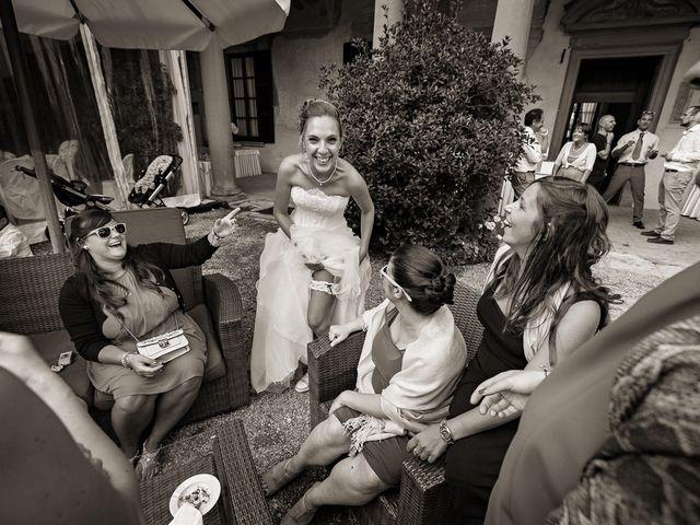 Il matrimonio di Giorgio e Elisa a Brembate, Bergamo 38