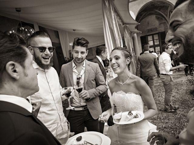 Il matrimonio di Giorgio e Elisa a Brembate, Bergamo 44