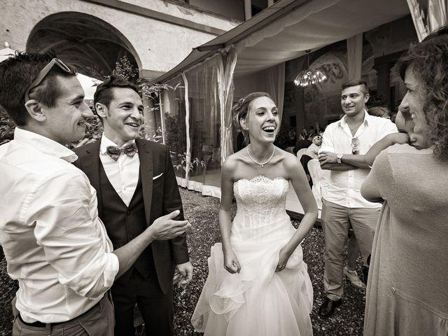 Il matrimonio di Giorgio e Elisa a Brembate, Bergamo 45