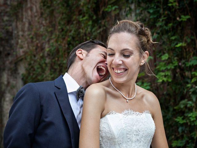Il matrimonio di Giorgio e Elisa a Brembate, Bergamo 46