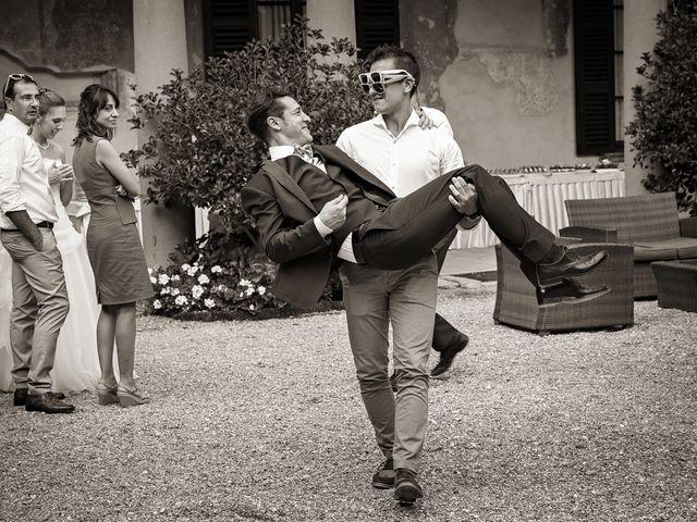 Il matrimonio di Giorgio e Elisa a Brembate, Bergamo 48