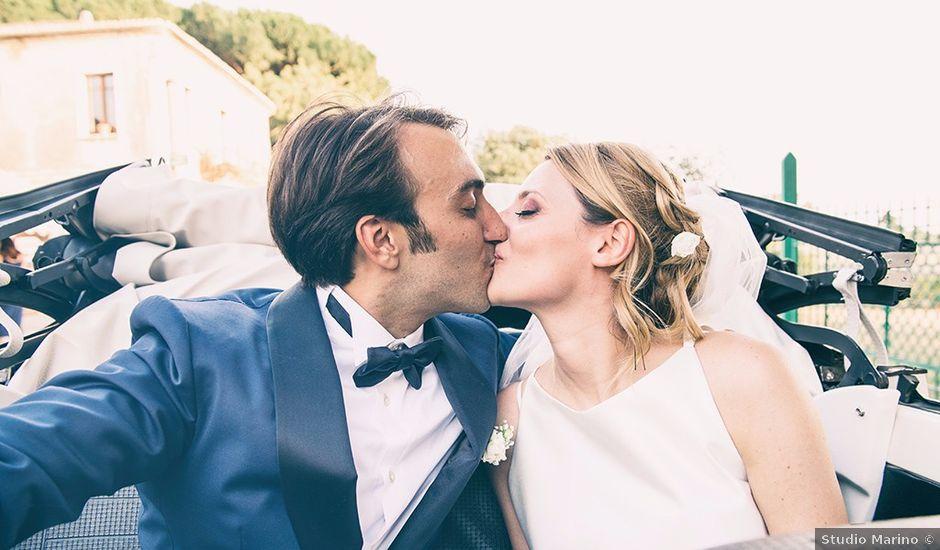 Il matrimonio di Alessandro e Giovanna a Capaccio Paestum, Salerno