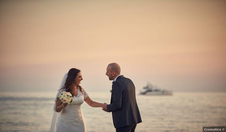 Il matrimonio di Davide e Antonella a Brindisi, Brindisi
