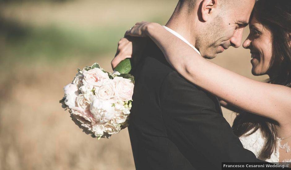Il matrimonio di Stefano e Marika a Jesi, Ancona