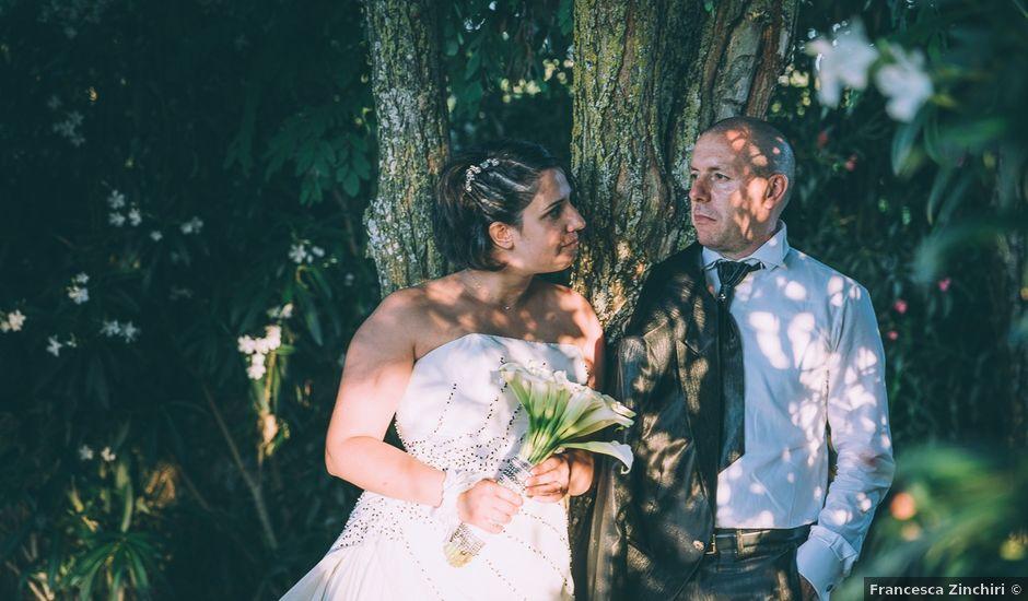 Il matrimonio di Antonio e Manuela a Ozieri, Sassari