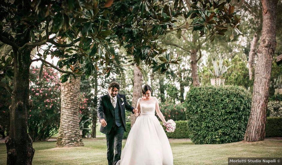 Il matrimonio di Fabio e Michela a Salerno, Salerno