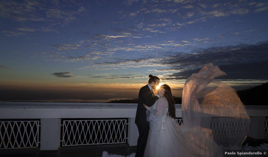 Il matrimonio di Stefano e Martina a Varese, Varese