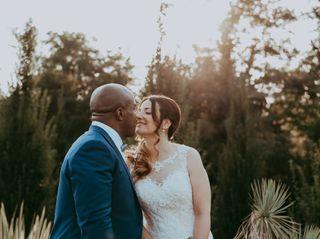 Le nozze di Daria e Rostand