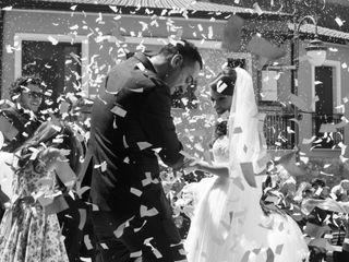 Le nozze di Gennaro e Maria Grazia