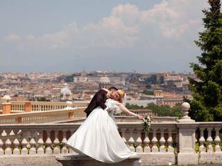 Le nozze di Cheit e Maurizio 2