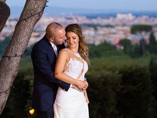 Le nozze di Michela e Federico 1