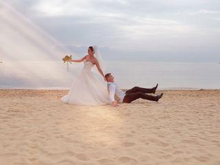 Le nozze di Jessica e Angelo