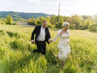 Le nozze di Olga e Angelo