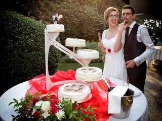 Le nozze di Nadia e Alan