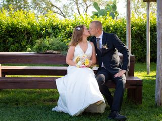 Le nozze di Stefanie e Sebastian