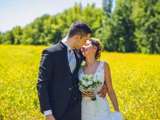 Le nozze di Candida e Davide