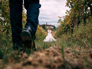 Le nozze di Francesca e Giancarlo