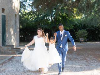 Le nozze di Martina e Alexis