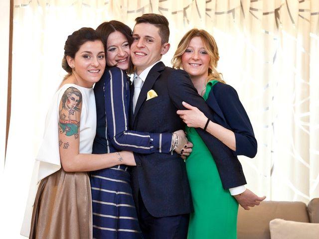 Il matrimonio di Mattia e Simona a Brescia, Brescia 19