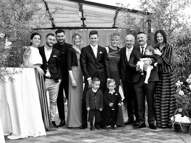 Il matrimonio di Mattia e Simona a Brescia, Brescia 23