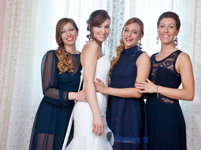 Il matrimonio di Mattia e Simona a Brescia, Brescia 34