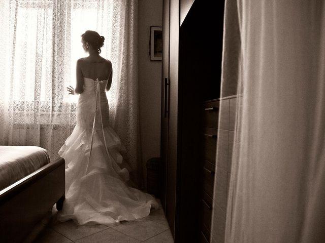 Il matrimonio di Mattia e Simona a Brescia, Brescia 35